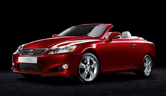 Lexus IS 250C Cabrio  2009