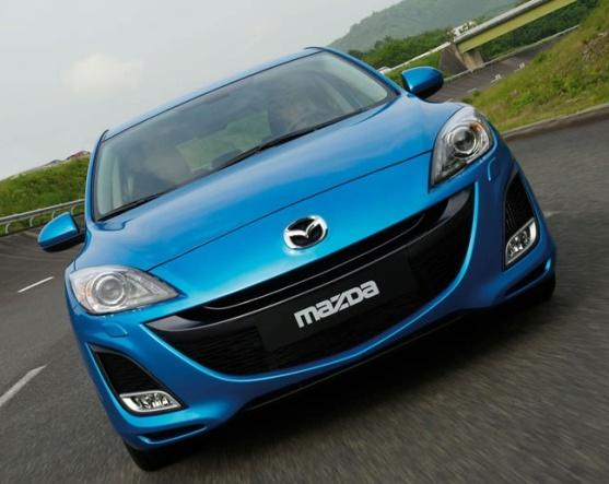 Mazda3 5 Puertas – Salón de Bolonia
