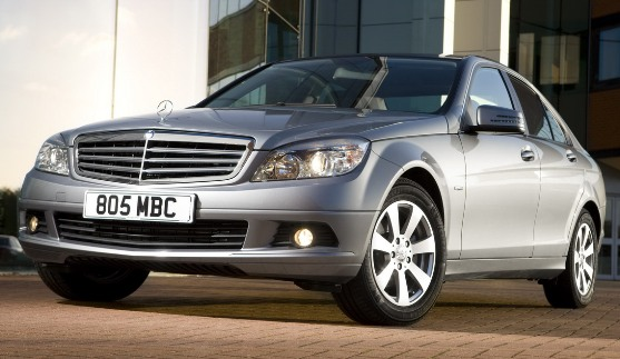 Mercedes Clase C 180 BlueEfficiency