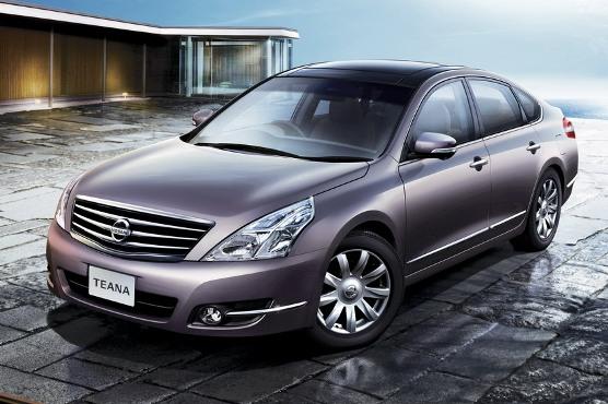 Nissan Teana – Lanzamiento oficial
