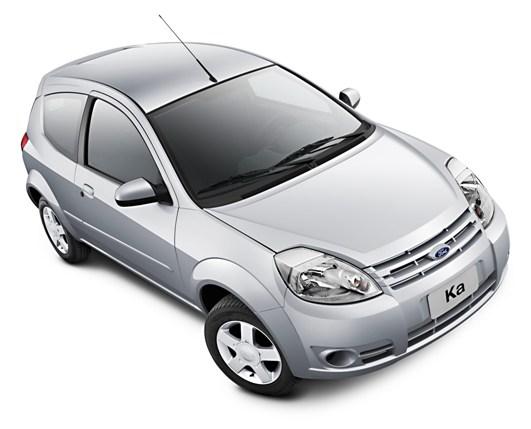Nuevo Ford Ka – Llamado a revisión en Brasil