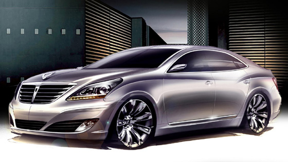 Hyundai Equus VI  2010