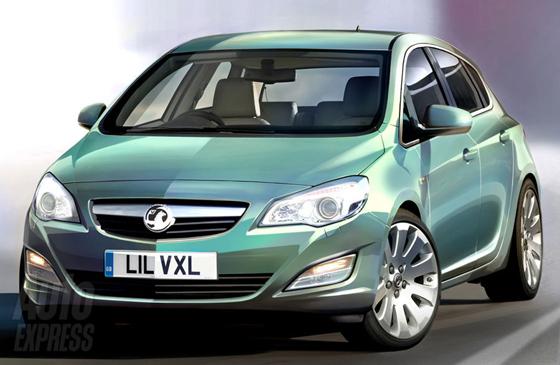 Chevrolet Astra 2010