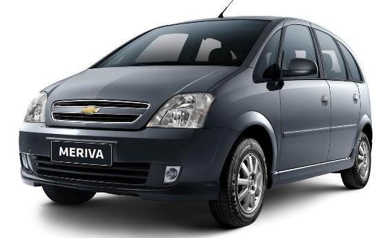 Chevrolet Meriva 2009 – Lanzamiento