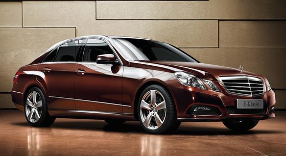 Mercedes-Benz – Clase E 2009