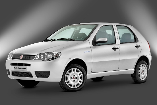 Fiat Palio Fire Economy 2010