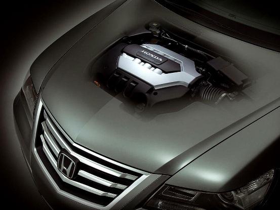 Nuevo Honda Legend 2009