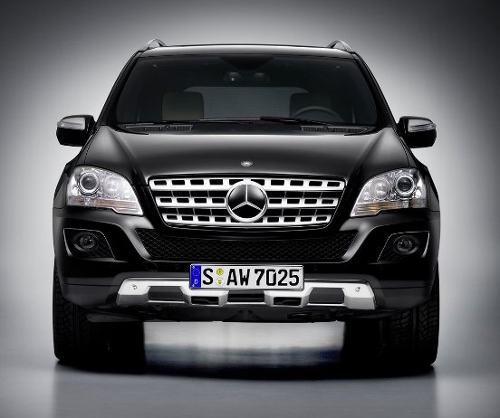 Nueva Mercedes Benz Clase M