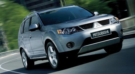 Nueva Mitsubishi Outlander 2009
