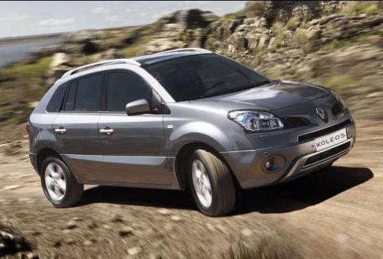 Renault Koleos – Lanzamiento oficial
