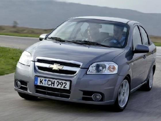 Chevrolet Aveo – Llamado a revisión