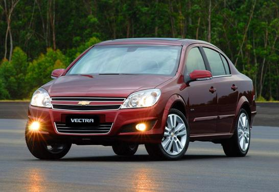 Chevrolet Vectra 2010, nueva generación