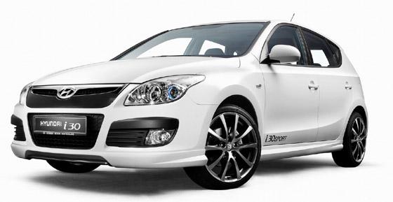 Hyundai i30 Sport edición especial