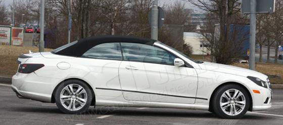 Mercedes Benz Clase E Convertible 2010