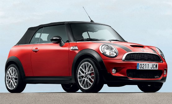 mini john cooper works cabrio mundoautomotor. Black Bedroom Furniture Sets. Home Design Ideas