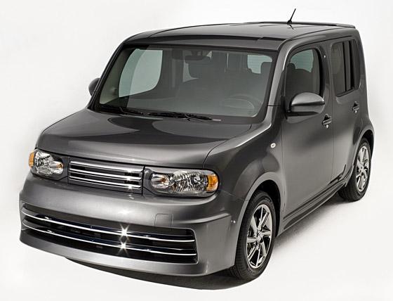 Nissan Cube Krom Edition 2009