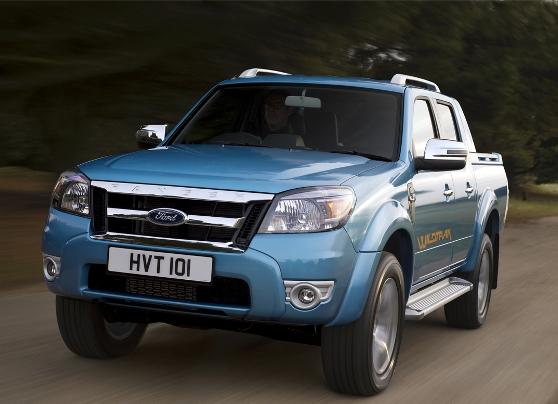 Nueva Ford Ranger 2009 – Salón de Ginebra