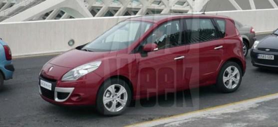 Nueva Renault Scenic III