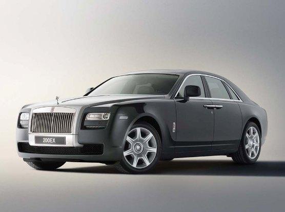 Rolls Royce EX200