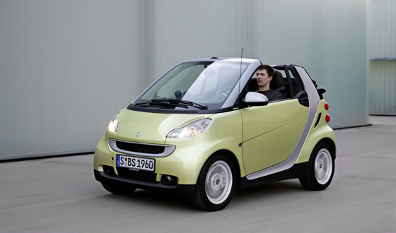 Smart fortwo  «edition limited three»