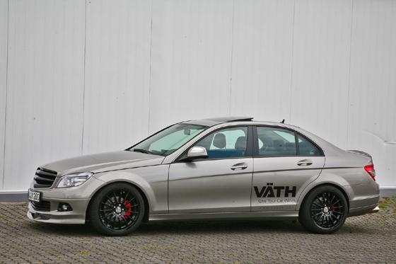 Mercedes-Benz C200K «VÄTH»