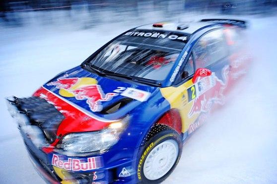 WRC: Rally de Noruega 2009