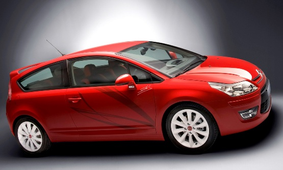 Citroen C4 VTS Coupe by Loeb
