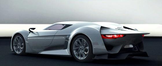 CITROEN GT concept a producción