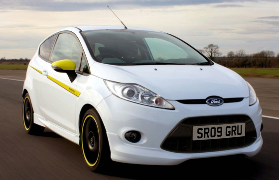Ford Fiesta 2009 by Mountune Performance