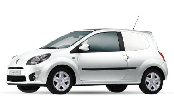Renault Twingo Van
