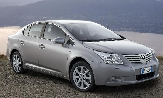 Nuevo Toyota Avensis – Llega a Chile