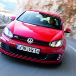 Volkswagen Golf GTI sexta generación