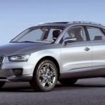 Audi Cross Coupe Quattro, Concept