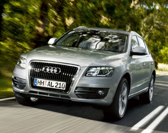 Audi Q5, llega a Mexico