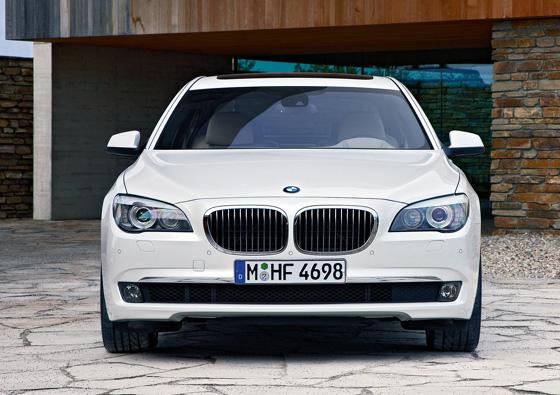 BMW  760i y 760iL para 2010