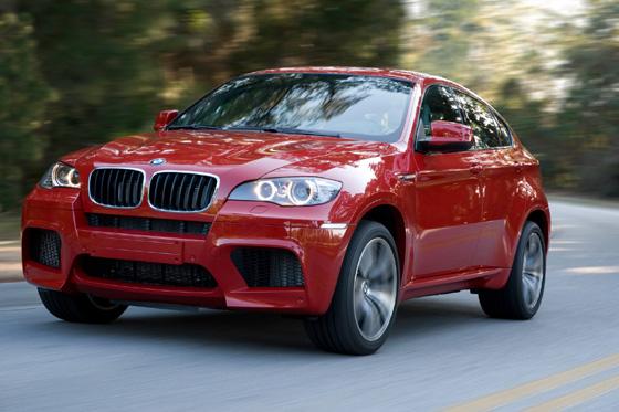 BMW X5 M y BMW X6 M para 2010