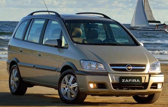 Chevrolet Zafira 2009