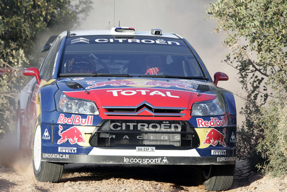 CITROEN – FIESTA DEL RALLY 2009