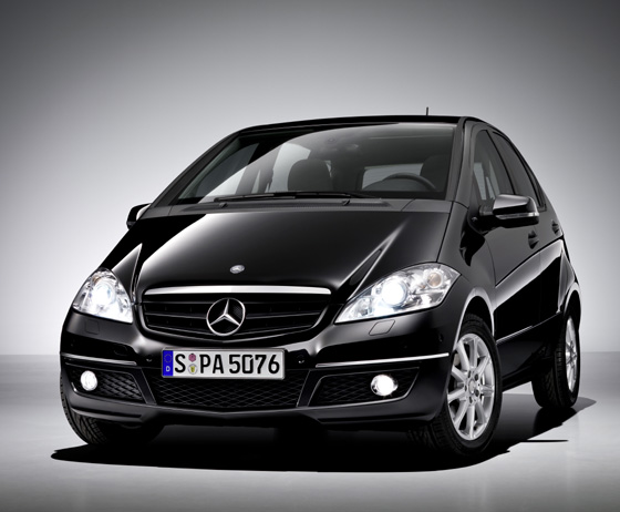 "Mercedes Benz Clase A ""Special Edition"" 2009"