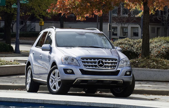 Mercedes-Benz ML 450 HYBRID –  La SUV mas eficiente.