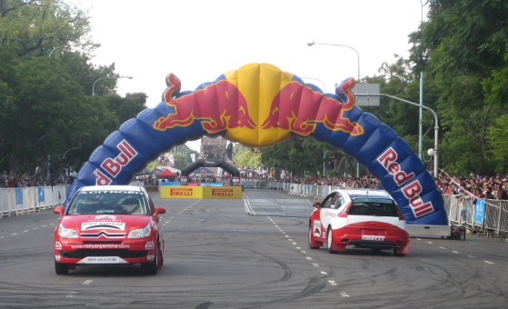 Fiesta del Rally de Argentina 2009, Videos del Roadshow