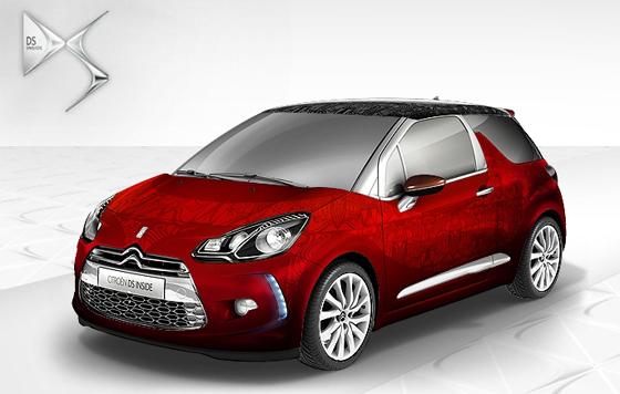 Citroën DS3 previsto para el 2010