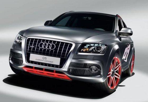 Audi Q5 con 408CV
