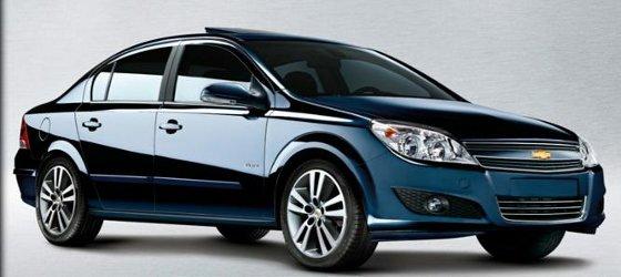 Nuevo Chevrolet Vectra 2010