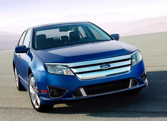 Ford Fusion 2010 con versión híbrida