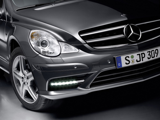 Mercedes Benz Clase R, Grand Edition