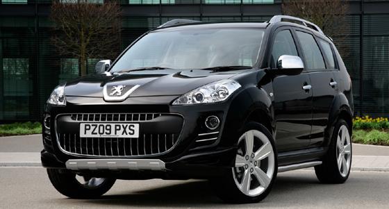 Peugeot 4007 Sport XS