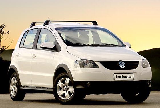 Volkswagen Fox Sunrise para Brasil