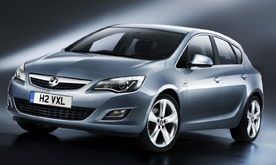 Opel Astra 2010 fotos oficiales