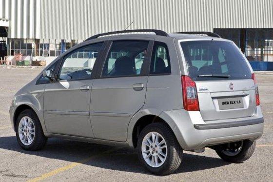 Fiat idea elx 1 8 mundoautomotor for Ficha tecnica fiat idea elx 1 4